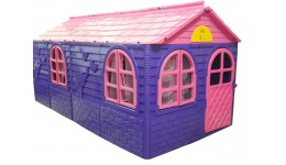 Будиночок з шторками арт. 02550/24 DOLONI-TOYS 1290*2560*1200