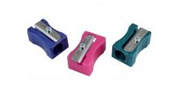 Точилка KUM 100-1/05 Pop (НІМЕЧЧИНА) пластик. б/контейнера 1 відділ. (24)