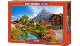 Пазл Касторленд  500 (2363) Гори Швейцарії  68*47 см