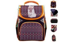 Портфель шкільний каркасний GoPack 5001S- 4 (GO18)  (МРЦ 695)