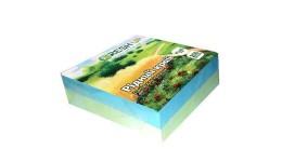 Блок паперу Fresh Up FR-0550 для нотаток Рідний край клеєний 85х85х200арк  (1/48)