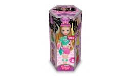Зроби ляльку Princess Doll 02-02 Поллі (пластилін  кристали  стрази  блискітки) ДТ (1/8)