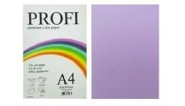 Папір д/друку кольор. А4 100арк. PROFI насич. фіолетовий 80г №274 (1)