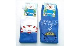 Дитячі шкарпетки демі р 22-24 арт. 475 колір блакитний 73%бавовна  25%поліамід  2%еластан