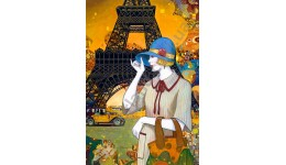 Пазл Касторленд 1000 (3591) Париж  68*47 см
