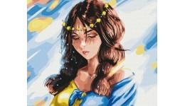 Шкарпетки дитячі р.16-18 блакитний бавовна 80% поліестер 15% еластан 5%