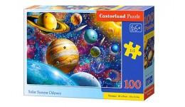 Пазл Касторленд  100 (1077) Космос   40*29 см