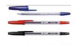 Ручка кулькова 4OFICE 4-106 червона  0 5мм (50)