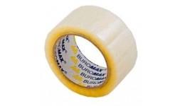 Скотч пакувальний JOBMAX 7051-00 прозорий 48мм*200ярдів*40мкм (6/36)