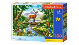 Пазл Касторленд  300 (408) Лісова гармонія  40*29 см