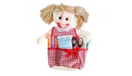 Лялька килимок 913-4 (1кишеня) 24792 ( Копиця ) 25x24x4см