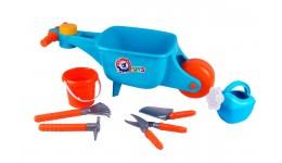 Шкарпетки дитячі р.16-18 бордо бавовна 80% поліестер 15% еластан 5%