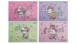 Дитячі шкарпетки демі  р 20-22 арт. 400 колір бузковий 85%бавовна  14%поліамід 1%еластан