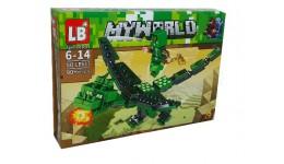 Барабан JU10227 Тролі   палички 2шт в пакеті  38*37*11 см