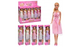 Кукла 89008  31см  набор доктора  2 вида  в кор-ке  23 5-35-8см