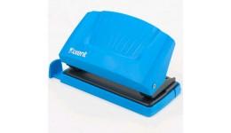 Діркопробивач AXENT 3410-07 пластик 10арк. блакитний Shell (1/12)