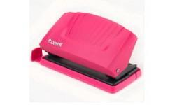 Діркопробивач AXENT 3410-10 пластик 10арк. рожевий Shell (1/12)