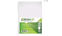 Файл Fresh Up FR-20-30 А4+ глянець 30мкм (100 шт/уп) (1/20/1000)