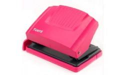 Діркопробивач AXENT 3420-10 пластик 20арк. рожевий Shell (1/12)
