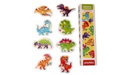 Пазли 8 в 1  Динозаври  puzzlika