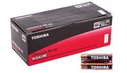 Батарейка TOSHIBA Economy Alkaline AAa/LR03 Red (60шт)