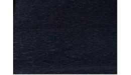Папір крепований 1ВЕРЕСНЯ 701526 кольоровий ЧОРНИЙ 50*200см 55% (10)