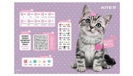 Накладка на стіл пластикова KITE TF17-207 42 5*29см  Трансформери  (1/10)