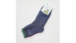 Шкарпетки дитячі р.20-22 махра сірий бавовна 80% поліестер 15% еластан 5%