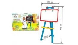 Мольберт для малювання 51-001  KINDER WAY