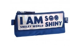 Пенал YES 532341 20*8*3см (МРЦ 219)  Smiley world  ТР-02