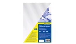 Обкл. д/брошуровання А4 BUROMAX 0540-00 пластик. прозора 150мкм (50шт/уп) (100)