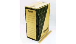 Архівний бокс AXENT 1733-00 картон. 350*255*150мм крафт (1/10)