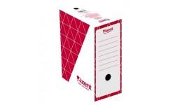 Архівний бокс AXENT 1733-06 картон. 350*255*150мм червоний (1/10)