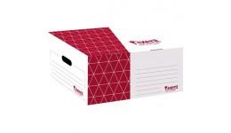 Короб д/архівних боксів AXENT 1734-06 картон. 365*265*560мм червоний (1/10)
