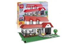 Констр. для дівчат Lepin 24027 Будинок в американському стилі з серії CREATOR 761 дет