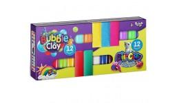 Тісто для ліпки Air Clay+Bubble Clay 01 (12 шт+12 шт) укр ДТ(1/12)